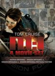 Mission: Impossible 1 t/m 4