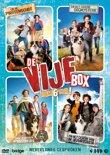De vijf 4 DVD BOX