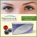 Freshlook Colorblends Gemstone Green - 2 st - Kleurlenzen