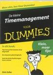 Voor Dummies - De kleine Timemangement voor Dummies