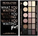 Makeup Revolution Salvation - What You Waiting For - Oogschaduw Palet