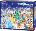 Disney Puzzel 1000 Stukjes - Winter Wonderland - Legpuzzel (68 x 49 cm)