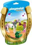 """Playmobil Pony om te versieren """"Hart"""" - 6969"""