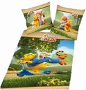 Disney Winnie de Poeh Step - Dekbedovertrek - Eenpersoons - Multi