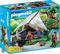 Playmobil Uitvalsbasis Van De Schattenjagers - 4843