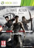 Ultimate Action 3-pack: Tomb Raider, Just Cause 2, Sleeping Dogs