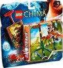 LEGO Chima Moerassprongen - 70111
