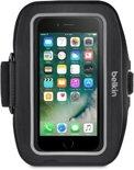 Belkin SportFit Plus Armband voor iPhone 6 en 7 - zwart