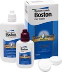Boston Advance Comfort Formula Care System - 120 ml Conditioning Solution + 30 ml cleaner  - Lenzenvloeistof