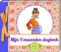 Zwangerschapsdagboek 'Mijn 9 maanden dagboek' - Pauline Oud - Hard cover