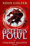 Artemis Fowl 5 - De verloren kolonie