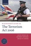 Blackstone's Guide To The Terrorism Act
