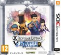 Professor Layton vs. Phoenix Wright: Ace Attorney /3DS