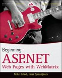 Wiley Beginning ASP.NET Web Pages with WebMatrix