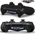 GameID PS4 Game Controller LED Sticker - God Of War Kratos