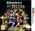 Heroes Of Ruin - 2DS + 3DS