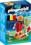 Playmobil Voetbalspeler België - 6897