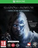 Shadow Of Mordor - Game Of The Year Edition - Xbox One