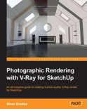 Photographic Rendering with V-Ray for SketchUp