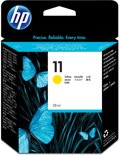 HP 11 - Inktcartridge / Geel (C4838A)