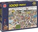 Jan van Haasteren Vertrekhal Puzzel 1000 stukjes