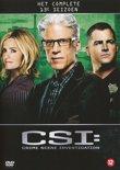 CSI: Crime Scene Investigation - Seizoen 13