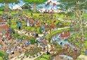 Jan van Haasteren Het Park - Puzzel 3000 stukjes