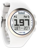 Bushnell Neo XS golf GPS watch - white