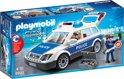 Playmobil Politiepatrouille met licht en geluid - 6920