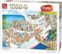 Comic Cruise - Puzzel - 1000 Stukjes