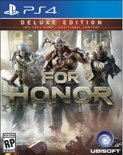 For Honor - Deluxe Edition - PS4