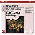 Boccherini: The Guitar Quintets / Pepe Romero, ASMF