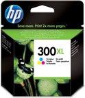 HP 300XL - Inktcartridge / Kleur / Hoge Capaciteit (CC644EE)