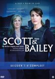 Scott & Bailey Box - Seizoen 1 t/m 4