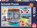 By the Sea, 1000 pcs Legpuzzel