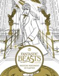 Fantastic Beasts and Where to Find Them: Magische personages en plaatsen - kleurboek