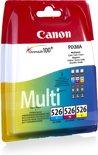 Canon CLI-526 - Inktcartridge / Cyaan / Magenta / Geel
