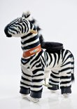 PonyCycle Zebra, Klein