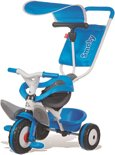 Smoby Baby Balade - Blauwe driewieler