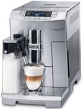 De'Longhi PrimaDonna S De Luxe ECAM 26.455.M - Volautomaat Espressomachine - RVS