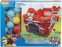 Paw Patrol Vehicle Ball Pit with 20 Balls