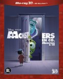 Monsters En Co (3D Blu-ray) (Monsters, Inc.)