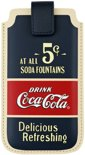 Coca-Cola Old 5 Cents Universele PU Sleeve - Maat M
