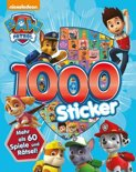 Nickelodeon Paw Patrol - 1.000 Sticker
