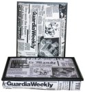 Laptray / schoottafel / schootdienblad Newspaper