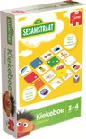Sesamstraat Kiekeboe - Kinderspel