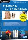 Easy Computing PC Drukkerij Etiketten 7.5