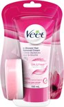 Veet In-Shower Ontharingscrème Normale Huid - 150 ml - Ontharingscreme