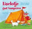 Kaft van e-book Liselotje gaat kamperen