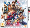 Project X Zone - 2DS + 3DS